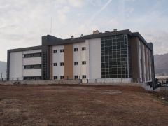 Sason Devlet Hastanesi hasta kabulüne başladı