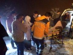 65 yaşındaki hasta 4 saatlik çalışmayla kurtarıldı
