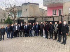 AK Parti Batman İl Başkanı Gür, vatandaşlarla bir araya geldi
