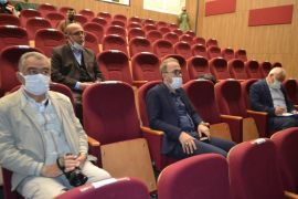 Basın mensuplarına AFET eğitimi verildi