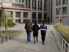 Batman'da 12 yıl 3 ay hapis cezası bulunan cezaevi firarisi yakalandı