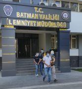 Batman'da köpeği inşaattan atarak öldüren 2 kişi yakalandı