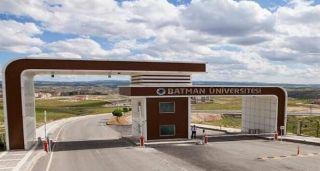 Batman Üniversitesinde tıp fakültesi kurulması girişmeleri